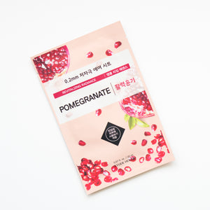 ETUDE HOUSE 0.2 Therapy Air Mask - Pomegranate