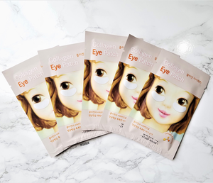 ETUDE HOUSE Collagen Eye Patch (5 PC Set)
