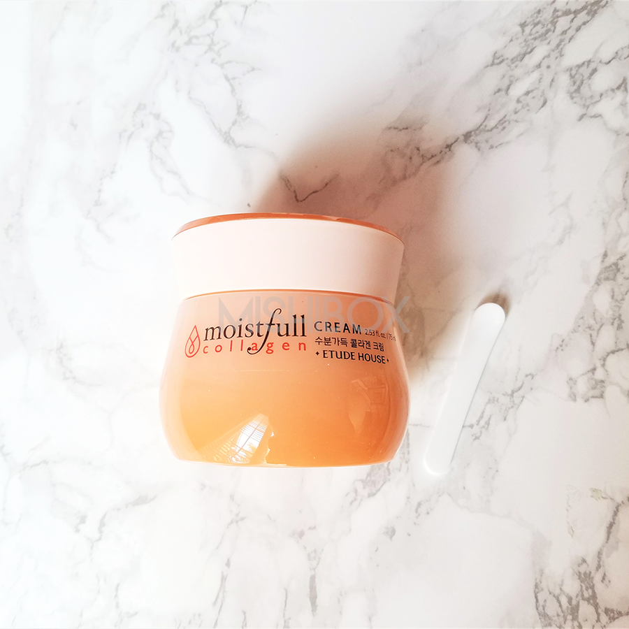 ETUDE HOUSE Moistfull Collagen Cream [EXP 07.12.2020]