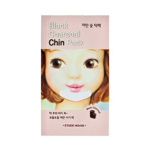 ETUDE HOUSE Black Charcoal Chin Patch - MISHIBOX