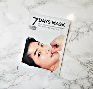 FORENCOS 7 Days Mask - Sunday (Black Pearl)