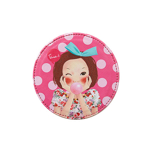 Fascy Tina Tiny Pocket Mirror - Balloon Tina
