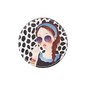 Fascy Tina Tiny Pocket Mirror - Sunglass Tina