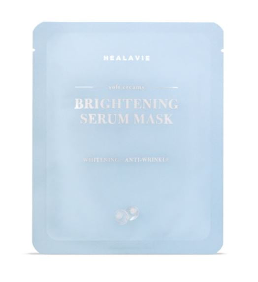 HEALAVIE Soft Creamy Brightening Serum Mask