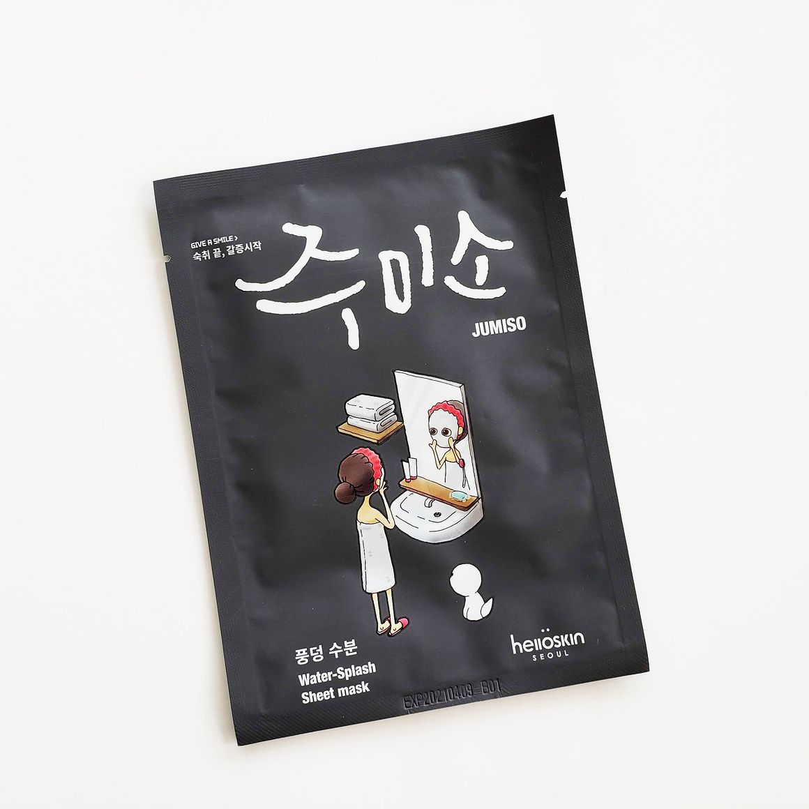 HELLOSKIN Jumiso Water Splash Mask [EXP 04.09.2021]
