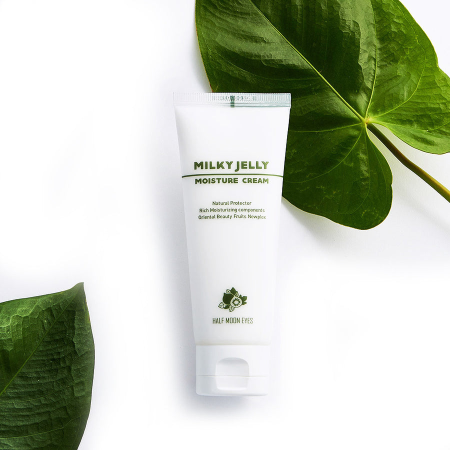 Half Moon Eyes Milky Jelly Moisture Cream