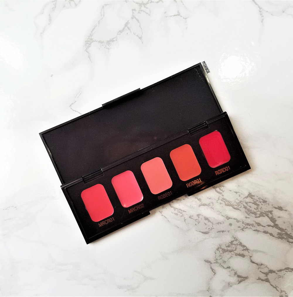 HEIMISH Lip Palette Sample Kit (MINI)