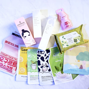 MISHIBOX Luxe - K-Beauty Tea Party