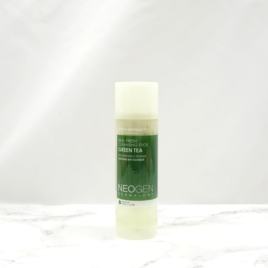 NEOGEN Real Fresh Green Tea Cleansing Stick [EXP 06.14.2019]