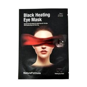 Nature Formula Black Heating Eye Mask