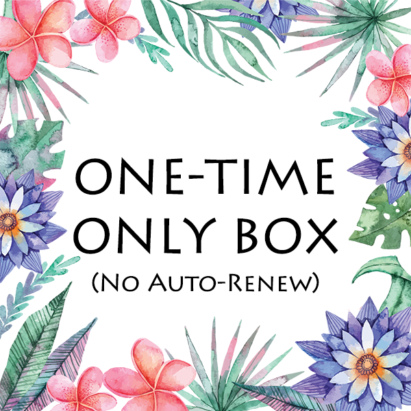 February 2019 MISHIBOX One-Time-Only Box