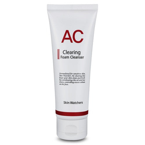 Skin Watchers AC Clearing Foam Cleanser - MISHIBOX