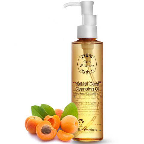 Skin Watchers Natural Deep Cleansing Oil - MISHIBOX
