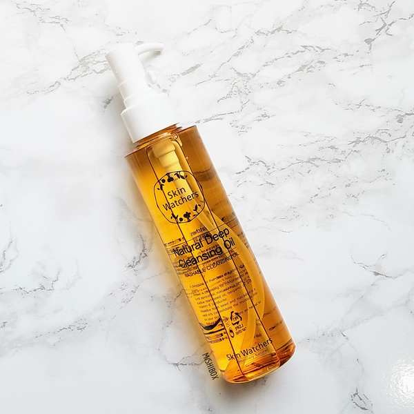 Skin Watchers Natural Deep Cleansing Oil