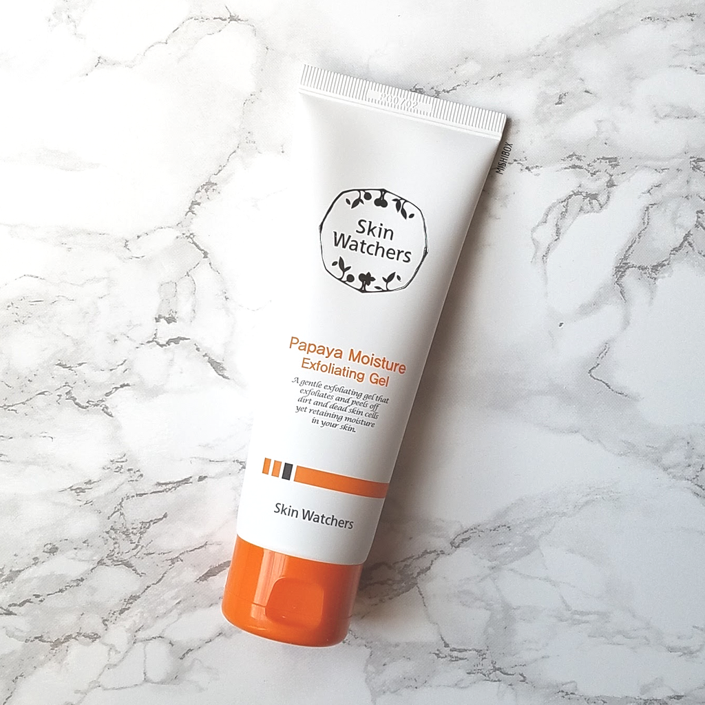 Skin Watchers Papaya Moisture Exfoliating Gel