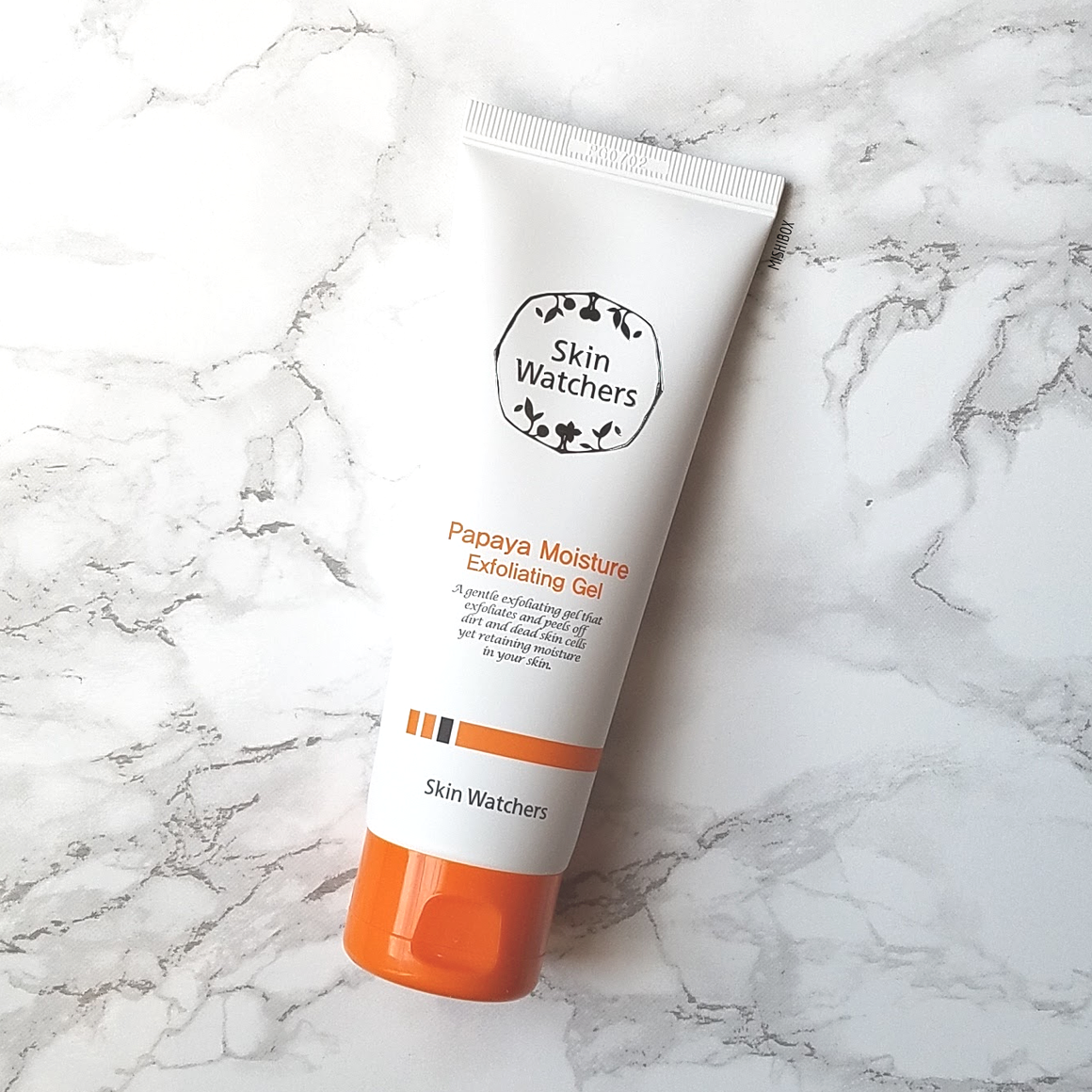 Skin Watchers Papaya Moisture Exfoliating Gel [EXP 07.20.2019]