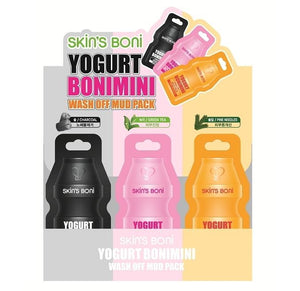 Skin's Boni Yogurt Bonimini Wash Off Mud Pack