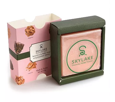 Skylake Baby & Sensitive Skin Herb Soap [EXP 04.02.2020]