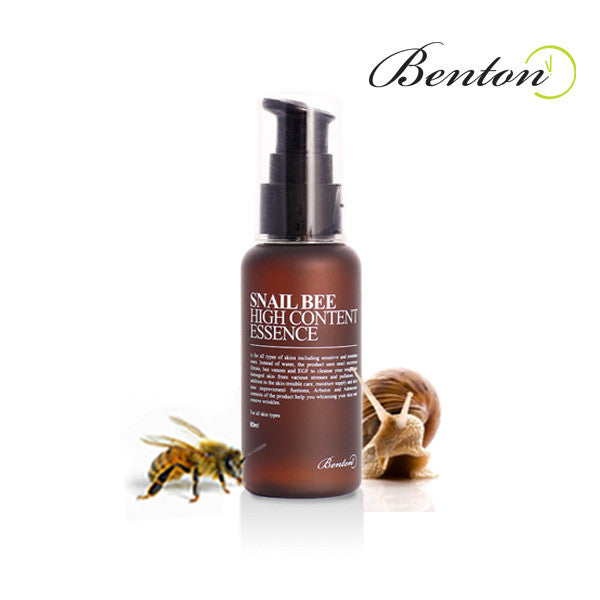 Benton Snail Bee High Content Essence - MISHIBOX  - 1