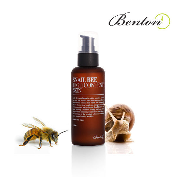 Benton Snail Bee High Content Skin - MISHIBOX  - 1
