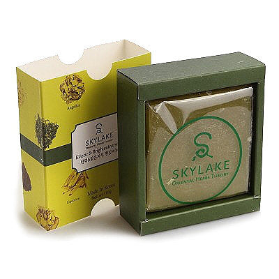 Skylake Elastic and Brightening Herb Soap [EXP 09.21.2020]