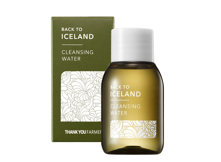 THANKYOU FARMER Back to Iceland Cleansing Water (MINI) [EXP 11.28.2019]