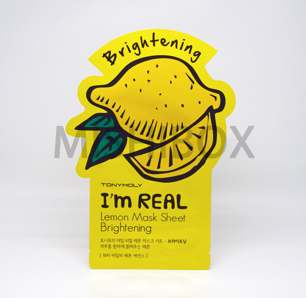 TONYMOLY I'm Real Mask Sheet - MISHIBOX  - 1