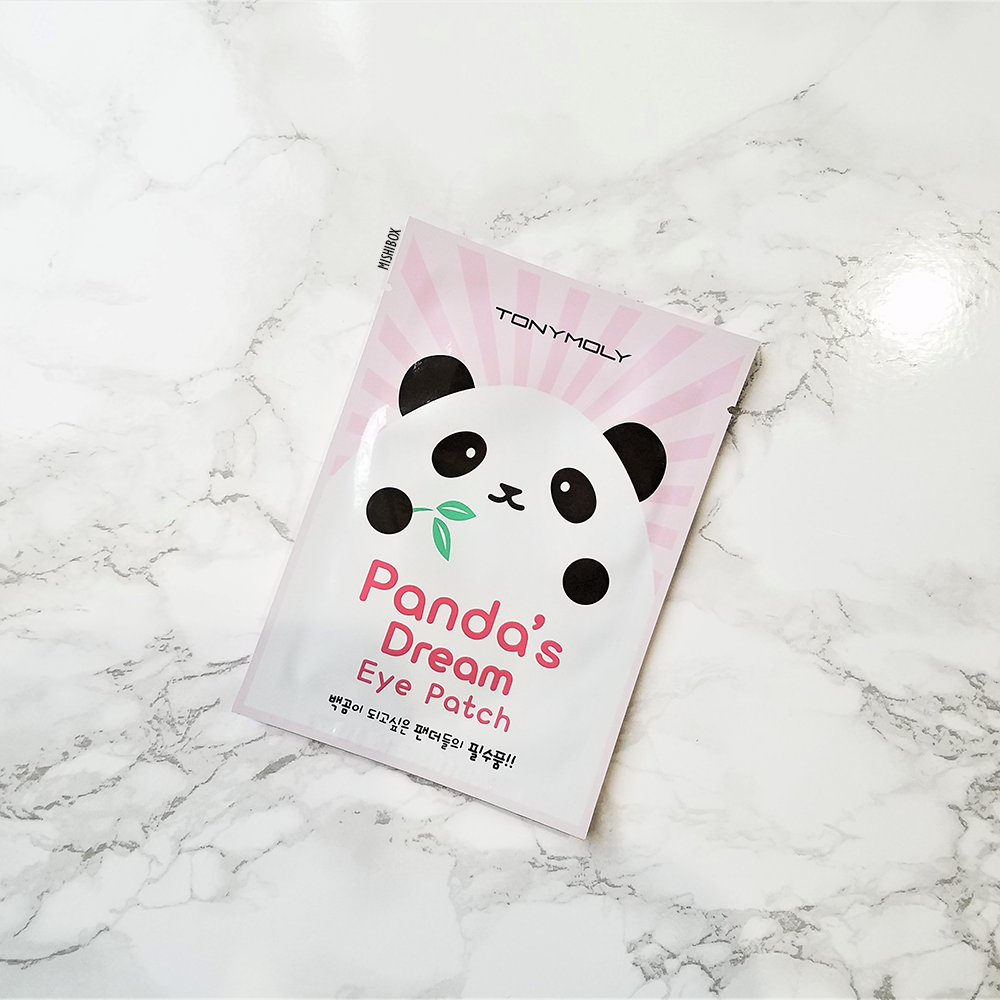 TONYMOLY Panda's Dream Eye Patch [EXP 11.08.2018]