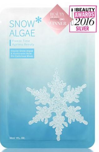 Timeless Truth - Snow Algae & Hyaluronic Acid Bio-Cellulose Mask