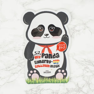 Urban Dollkiss My Panda Synergy Up Mask - Collagen