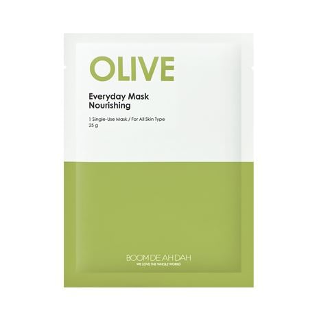 BOOM DE AH DAH Everyday Masks - Olive