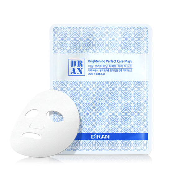 D'RAN Brightening Perfect Care Mask
