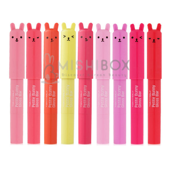 TONYMOLY Petite Bunny Gloss Bar - MISHIBOX  - 1