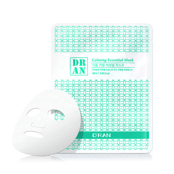 D'RAN Calming Essential Mask - MISHIBOX