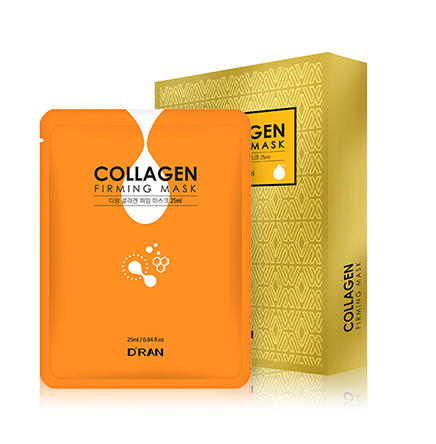 D'RAN Collagen Firming Mask [EXP 05.24.2020]