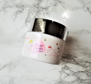 ettang Flower Bubble Bomb Mask [EXP 02.10.2019]