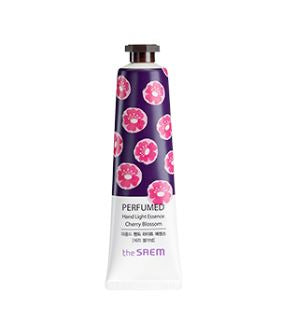 the SAEM Perfumed Hand Light Essence - Cherry Blossom