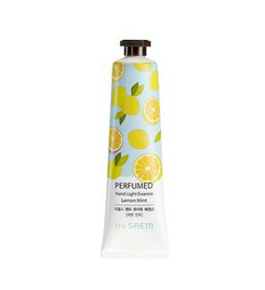 the SAEM Perfumed Hand Light Essence - Lemon Mint