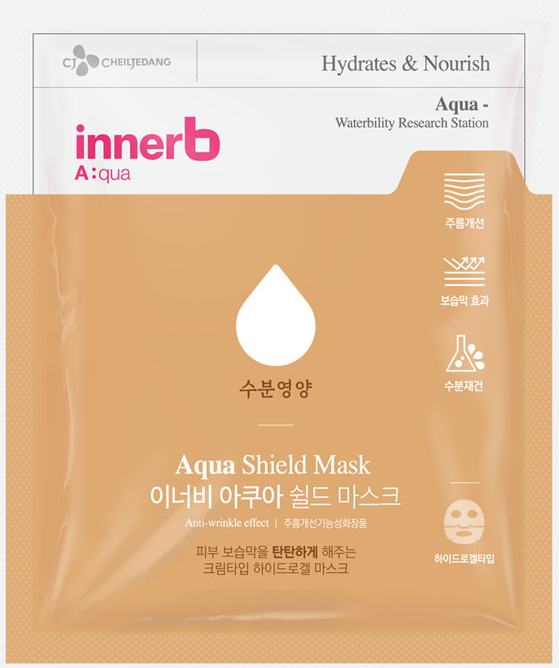 innerb Aqua Shield Mask [EXP 05.14.2019]