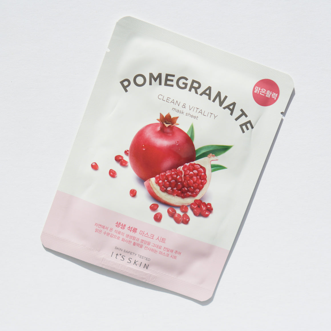 It'S SKIN The Fresh Mask - Pomegranate