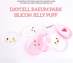 RaEum PARK Silicon Jelly Puff