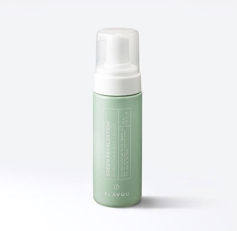 KLAVUU Green Pearlsation Blemish Care Bubble Cleanser