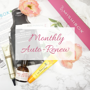 MISHIBOX Monthly Recurring Subscription (Auto-Renew)
