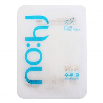 no:hj Gyeol (Texture) Mud Mask - MISHIBOX  - 4