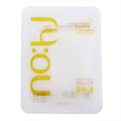 no:hj Gyeol (Texture) Mud Mask - MISHIBOX  - 5