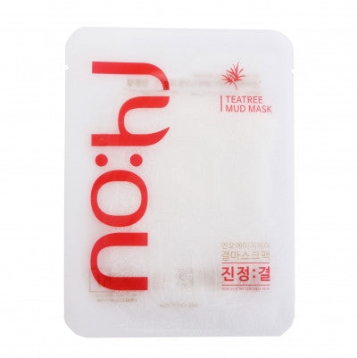 no:hj Gyeol (Texture) Mud Mask - MISHIBOX  - 2