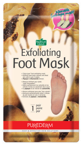 Purederm Exfoliating Foot Mask - MISHIBOX