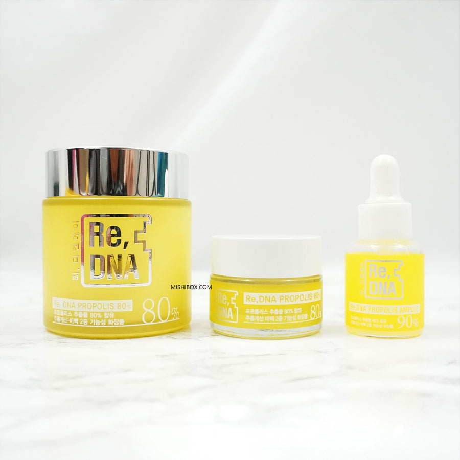 Re,DNA Propolis 80% Cream Set [EXP 11.20.2018]