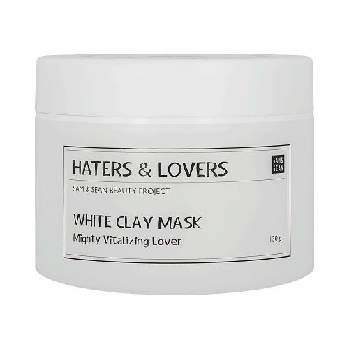 SAM & SEAN White Clay Mask - MISHIBOX  - 1