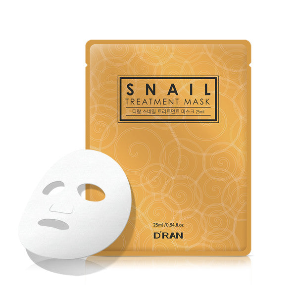 D'RAN Snail Treatment Mask